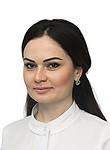 Мустапаева Заира Вахаевна,   Врач функциональной диагностики , Кардиолог