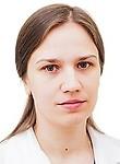 Жемкова Анастасия Александровна,   Врач ЛФК , Мануальный терапевт , Остеопат , Спортивный врач
