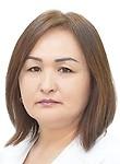 Жарматова Айдана Кельдибековна,   Акушер , Гинеколог , Онколог , УЗИ-специалист