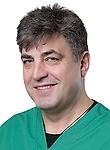 Катели Федор Степанович,   Мануальный терапевт